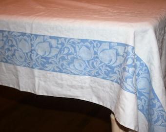 Victorian Tablecloth Etsy