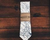 Skinny Tie || Explorer