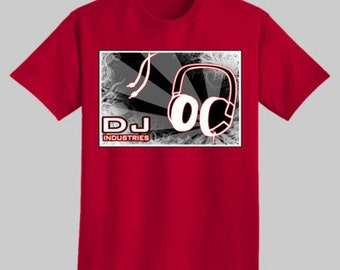 DJ Industries - DJ Scribble t-shirt