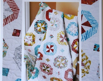 Quilt Sewing Pattern - The Pattern Basket - Razzle Dazzle