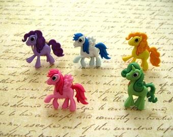 Horse Animal Thumbtack ,Horses Push Pin, Horse Notice Board Pins, Horse Lover, Little Poney Push Pins