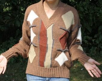 Knit Sweater wear it to the office wear it to class