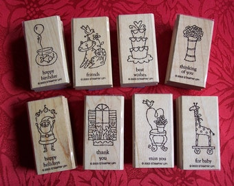 Little Hellos Stampin' Up