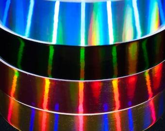 Metallic Plasma Hoop Tape - 30ft