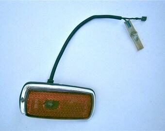 Vintage 70s Bmw Lighted Red Lamp Rear Passenger Side Wiring Assembly Reflector Marker Wiring Sae AP2 4 Dot 1600 2u 2500 LI ULO 302 11 03