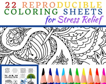 reproducible coloring book pages - photo#36