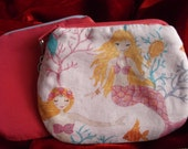2 mermaid purses for Heather