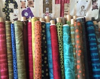Marcia Derse Studio Alpabet 25 Piece Fat Quarter Bundle Windham Fabrics