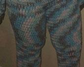 2015 Crochet Handmade Joggers Capris ONLY...Custom Orders AVAILABLE....