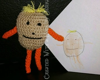 Kids drawings made into a reality!