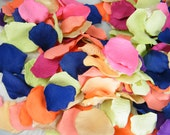 Morrell Decor Rose Petal Sample Pack - 12 samples Your Choice of Colors from Shop section Rose Petals / Wedding