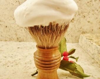 Shaving Brush for Shavers who prefer it Wet.