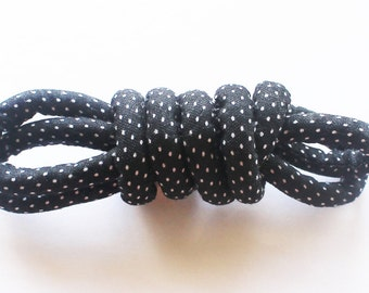 fabric cord, jewelry cord, necklace cord, fabric rope, textile jewelry, rope necklace, bracelet cord, diy jewelry, diy necklace mc27