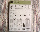 Stampin Up Holiday Home Stamp Set