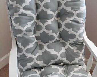 Marvelous Custom Chair Cushions/ Glider Cushions/ Rocking Chair Cushions/ Glider  Replacement Cushions