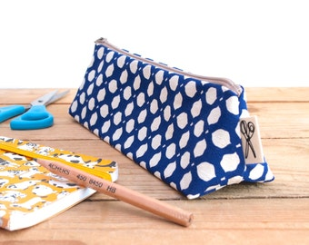 Pencil Case Tile Print