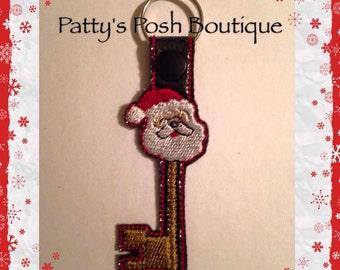 The Santa key keyfob great for the holiday