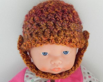 Newborn Helmet Hat INVENTORY REDUCTION SALE Ready to Ship