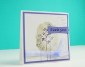 Custom Order For Alyssa Miner - Thank You Notes - Handmade Thank You Cards - Blank Thank You Cards - Thank You Card Set 12