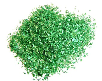 Green Glitter, Green Sparkle Glitter, Glitter, 1 Fl. Oz. Craft Glitter, St Patricks Day, Green Shoe Glitter, Nail Art, Loose Glitter, Crafts