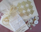 Craft Bits and Bobs // Butter Cream Collection