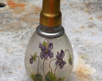 RARE Cristallerie de Pantin Art Nouveau Perfume Diffuser