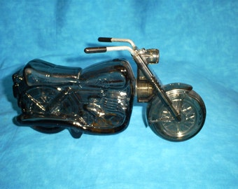 Avon 4 oz. Wild Country Aftershave Motorcycle.