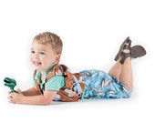 Chidrens Waistcoat and Shorts Pattern by Anna Vickery - Easy Sewing Pattern - Instant PDF Download - Multi Size Ages 1 to 5 included