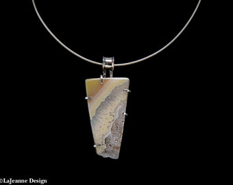 Sands of Time - Brazilian Druzy Necklace