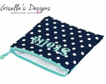 Custom Made Wet Bag, Waterproof Swim Bag, Reusable Dirty Bag or Clean Bag.