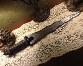 Custom name dark one dagger replica