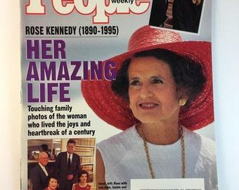 Rose Kennedy / February 6 1995 / People Weekly Magazine