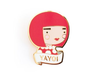 Yayoi Kusama Brooch Pin Badge jewellery