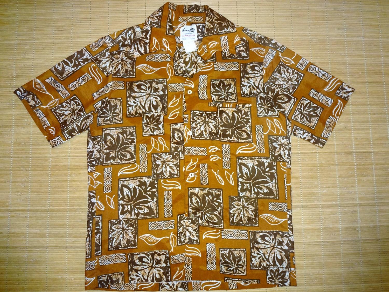 Men 39 s vintage 70s keone hawaiian aloha shirt s the for The hawaiian shirt company