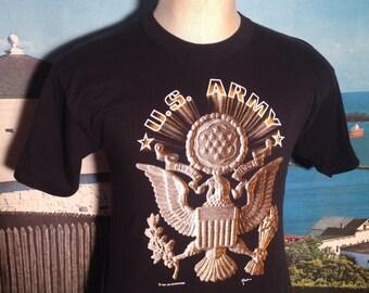 1980's US Army t-shirt, fits like a medium