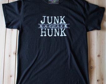 Mens, Junk Hunk T-Shirt, Junk, Hunk, Hunky Husband, Junking, Junkin', Tees