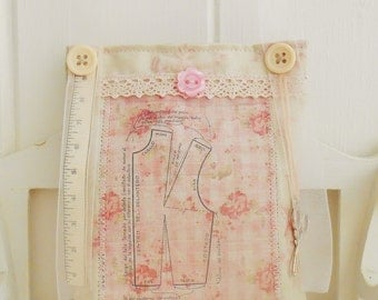 Sewing Themed Lavender Sachet/Home Decor