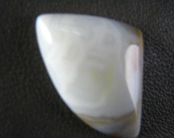 A Ghost in the Agate Freeform Cabochon C0236