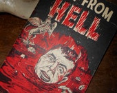 Rare phamplet- A Cry from Hell Nell Hibbard 1954 Evangelist