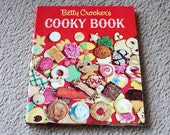 Betty Crockers Cooky Book - Vintage Cookie Book