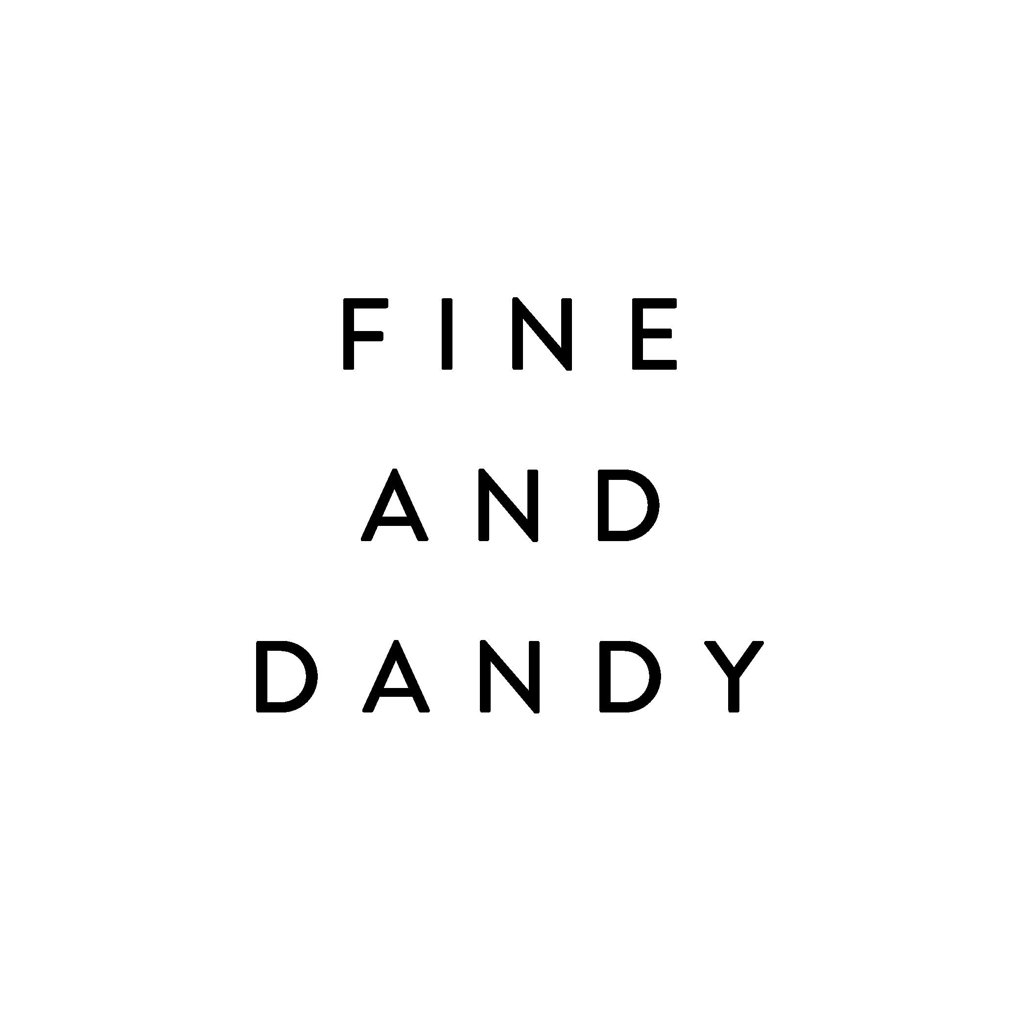fineanddandypaperie