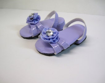 Purple Dress Up Shoes