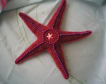 Starfish,crochet