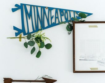 Minneapolis Pennant