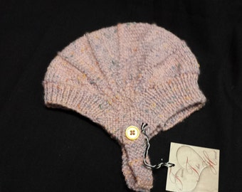 Vintage Style Baby Hat