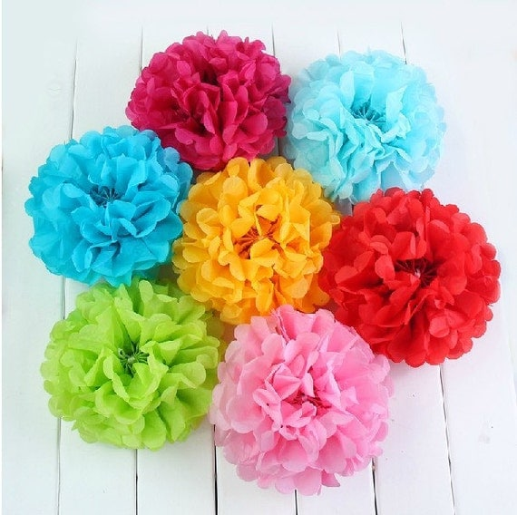 how to make hanging tissue paper balls Tissue paper honeycomb decorations are popular party and shower decorations mass-produced honeycomb decorations can be purchased in many shapes, such as balls for general occasions, pumpkins for halloween and bells for weddings however, you can make your own honeycomb paper bell in just a few.