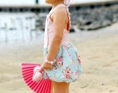 NEW: Mila Bubble Romper and Dress  PDF Pattern & Tutorial, All sizes 2-10 years included