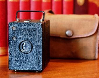 Vintage Goerz Box Tengor camera made by Goerz of Berlin c1925