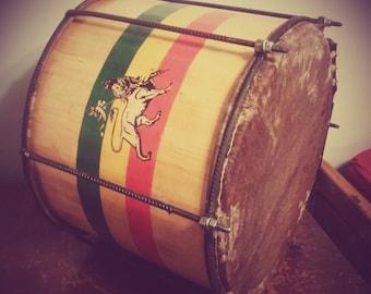 Nyabinghi Drum Popesmasher