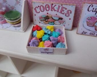 meringues box, 1/6 scale